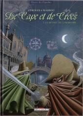 De Cape et de Crocs -1a05- Le Secret du janissaire