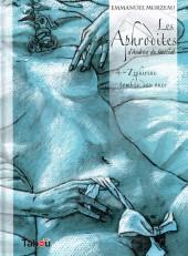 Les aphrodites -4- Zéphirine tombée des nues