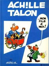 Achille Talon -4d86- Mon fils à moi
