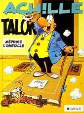 Achille Talon -8c84a- Achille Talon méprise l'obstacle