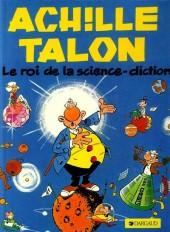 Achille Talon -10c86- Le roi de la science diction
