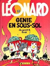 Léonard -18- Génie en sous-sol