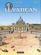Jhen (Les voyages de) -16- Le Vatican