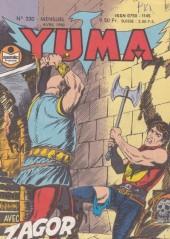 Yuma (1re série) -330- La vallée de la peur (1)