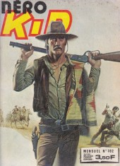 Néro Kid -102- Le cas Gilmore