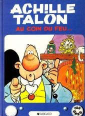 Achille Talon -12b86- Achille Talon au coin du feu