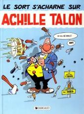 Achille Talon -22b84- Le sort s'acharne sur achille talon