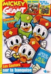 Mickey Parade -343- Les Castors sur la banquise
