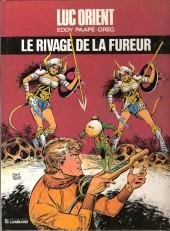 Luc Orient -14a- Le rivage de la fureur