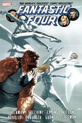 Fantastic Four (1961) -OMNI- Fantastic Four by Jonathan Hickman Omnibus volume 2