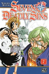 Seven Deadly Sins -7- Tome 7