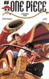 One Piece - série en cours n° 3 Piété filiale