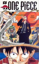 One Piece -4- Un chemin en pente raide