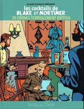 Blake et Mortimer (Divers) - Les cocktails de Blake et Mortimer