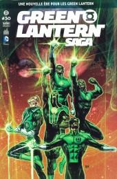 Green Lantern Saga -30- Une nouvelle ère pour les Green Lantern