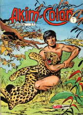 Akim-Color -1- Fils de la jungle
