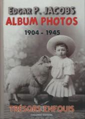 (AUT) Jacobs - Edgar P. Jacobs : Album photos 1904-1945 - Trésors enfouis