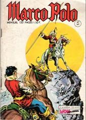 Marco Polo (Dorian, puis Marco Polo) (Mon Journal) -147- L'aigle des steppes