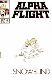 Alpha Flight (1983) -6- Snowblind
