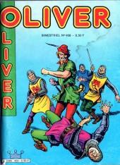 Oliver -456- La canne du conjuré