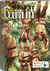 Sergent Guam -17- La dernière cigarette