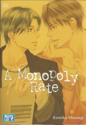 Couverture de A Monopoly Rate