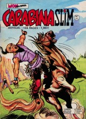 Carabina Slim -92- Les cavaliers fous de la Ghost Dance...