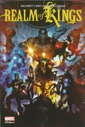 Realm of Kings - Tome 1