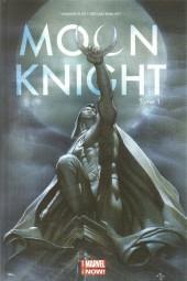 Moon Knight (100% Marvel - 2014) -1- Revenu d'entre les Morts