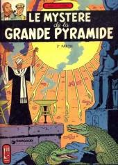Blake et Mortimer (Historique) -4b75'- Le mystère de la grande pyramide - 2e partie