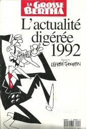 L'actualité digérée 1992