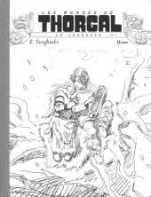 Thorgal (Les mondes de) - La Jeunesse de Thorgal -1TT1- Les trois sœurs Minkelsönn