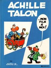 Achille Talon -4c83- Achille Talon… mon fils à moi !