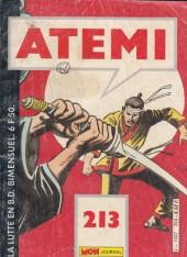 Atémi -213- Puma noir - Opération Bolivar