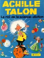 Achille Talon -10b83- Le roi de la science-diction