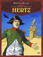 Le triangle secret - Hertz -5- La troisième mort de l'Empereur