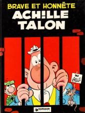 Achille Talon -11a83- Brave et honnête Achille Talon