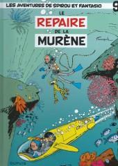 Spirou et Fantasio -9Ind15- Le repaire de la murène