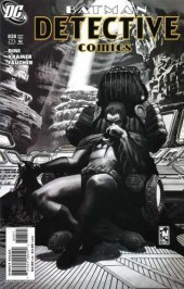 Detective Comics (1937) -828- Sharkbite