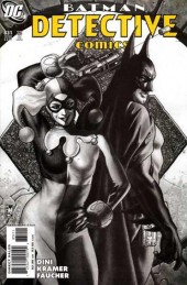 Detective Comics (1937) -831- Kind of Like Family