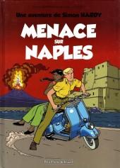 Simon Hardy (Une aventure de) -2- Menace sur Naples
