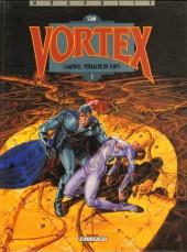 Vortex -1- Campbell, voyageur du temps - 1
