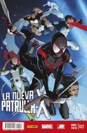 La nueva Patrulla-X (Espagnol) -22- La Aventura Definitiva. Parte 4