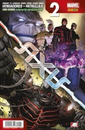 Vengadores y Patrulla-X: Axis -2- Libro Segundo: Inversión