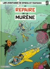 Spirou et Fantasio -9h02- Le repaire de la murène