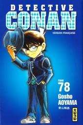 Detective Conan -78- Tome 78