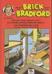 Luc Bradefer - Brick Bradford -PH07- Brick bradford - planches hebdomadaires tome 7
