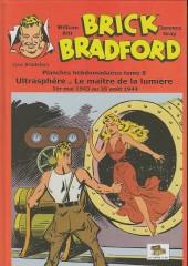 Luc Bradefer - Brick Bradford -PH08- Brick bradford - planches hebdomadaires tome 8