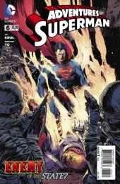 Adventures of Superman (2013) -6- Like father, Like son