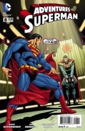 Adventures of Superman (2013) -8- Tears for Krypton